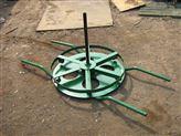 DP028-2壓力軸承放線架