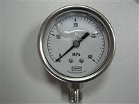63耐震压力表