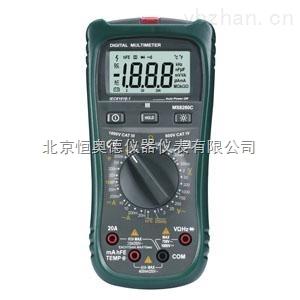 普通手持数字多用表 HAD-MS8260C
