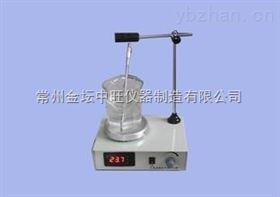 HJ-3型恒温磁力搅拌器