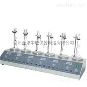 HJ-6B型多头控温磁力搅拌器