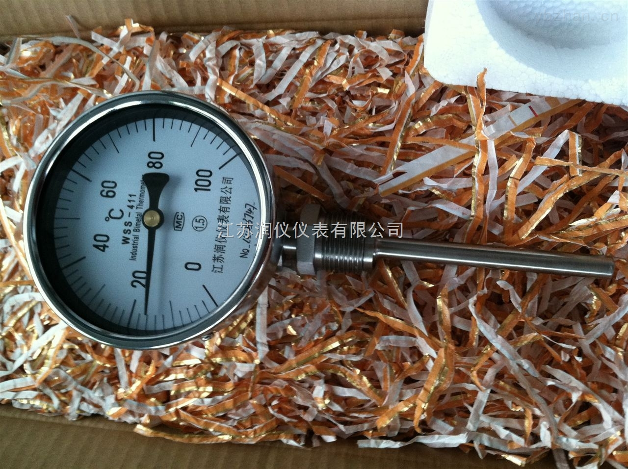 WSS-411温度表