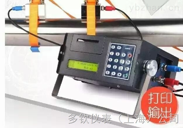 TDS-高精度便攜式超聲波流量計