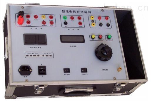 电保护测试仪/报价电路设备内置声光提示电路,在被测断电器接点动作时