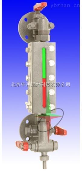 双色水位计 型号:D7GJ-B49X-2.5-440MM