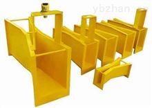 B=25化工污水玻璃钢巴歇尔槽
