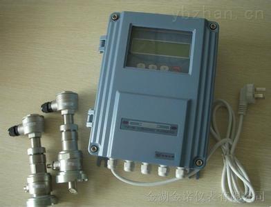 西安插入式超聲波流量計