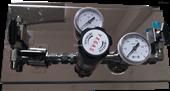 单侧式高压特气控制面板