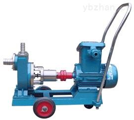 移動式不銹鋼JMZ.FMZ自吸泵