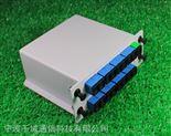 分光器插片式1分16光纤分路器