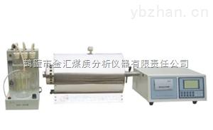 优选必备仪器JHDL-3快速智能定硫仪