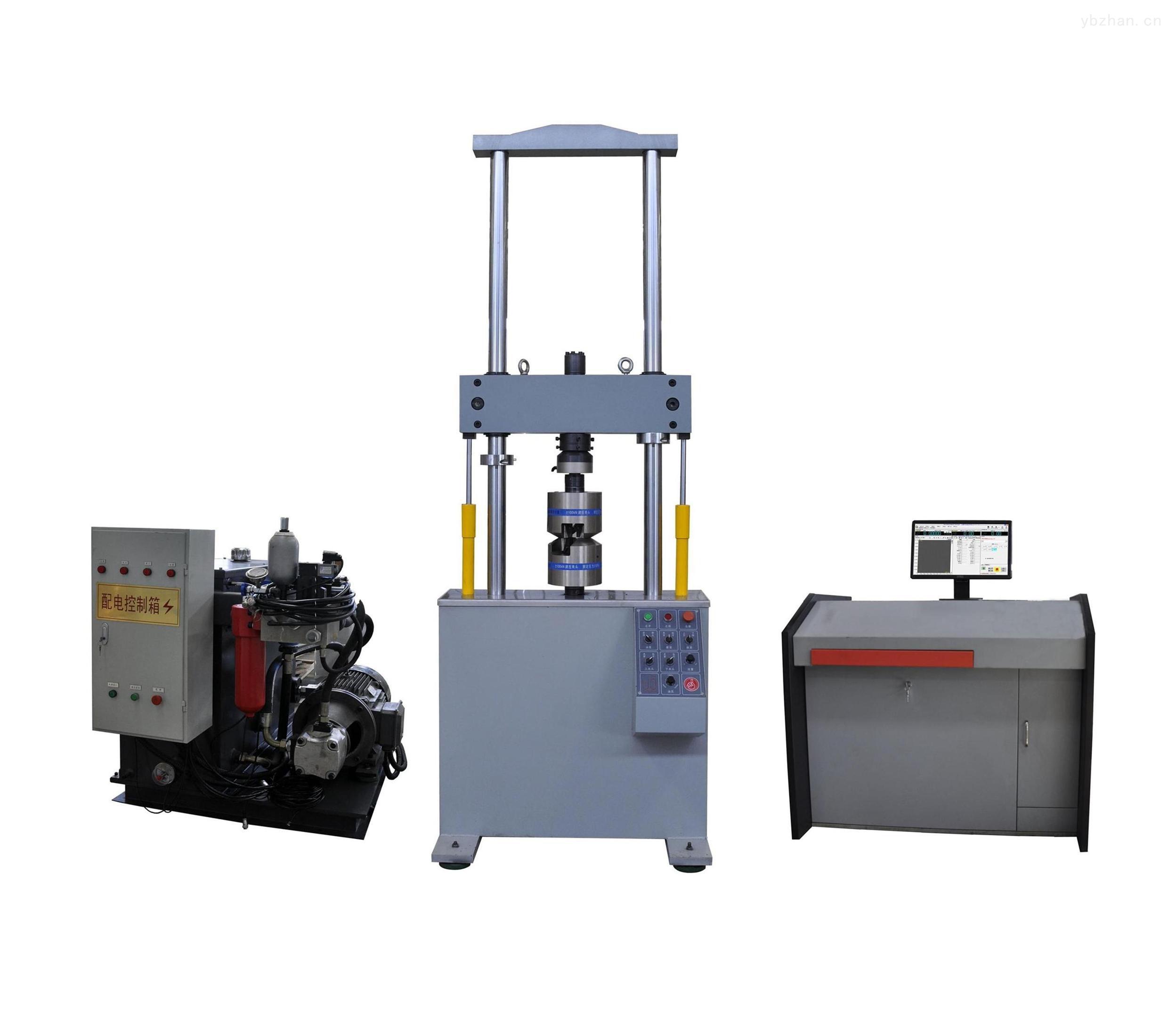 济南翰森供应动态疲劳试验机微机控制电液伺服疲劳试验机