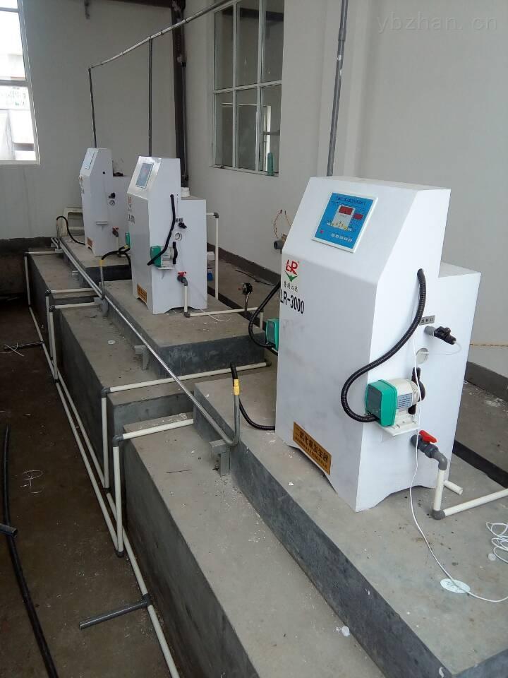 YT-鹰潭手动型二氧化氯发生器如何选择