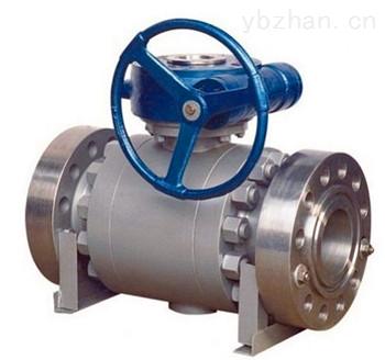Q347F上海涡轮固定式球阀