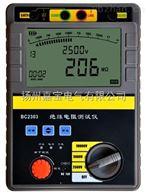 BC2303型BC2303型绝缘电阻测试仪