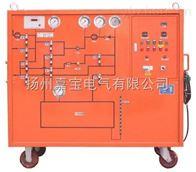 JB2019型SF6氣體回收充放裝置