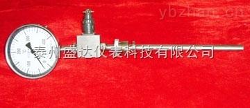 WSSXE-411-带热电偶智能双金属温度计