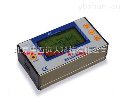 二维电子水平仪(韩国) 型号:ZX7M-2D-120 库号