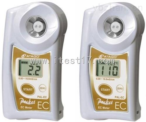 PAL-EC 電導率&TDS雙標度數顯折射儀
