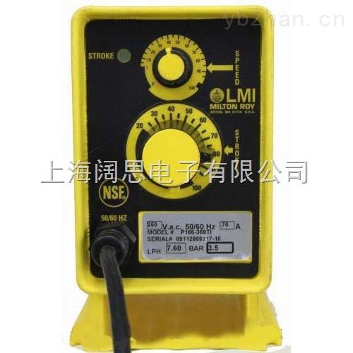 C126-368TI-美国米顿罗原装进口C系列电磁加药隔膜计量泵C126/C726/C926