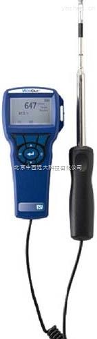 风速仪/多参数型风速仪/风速温湿度 型号:TSI9545-A/TSI-9545-A