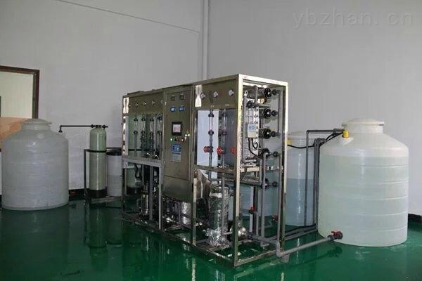 全自動-寧波超純水設備