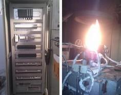 柳鋼*國內煉焦試驗爐PLC中控系統