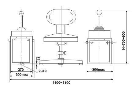 供应优质厂家直销起重机联动台/行车控制器/起重机配件/联