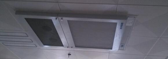医用空气洁净屏吊顶式