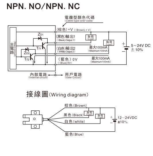 产品库 电子元器件 传感器 光电传感器 f&c嘉准fc-spx303槽型光电开关