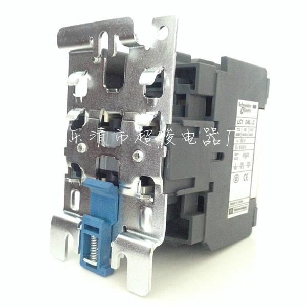 施耐德lc1-d40交流接触器,线圈吸引电压220v