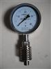 蒸汽压力表,高温压力表